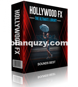 终极好莱坞的声音效果 – Sounds Best Ultimate Hollywood SFX WAV