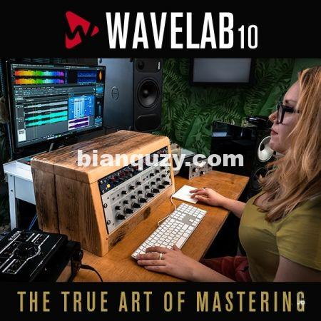 音频母带处理软件 – Steinberg WaveLab Elements 10.0.40 Win