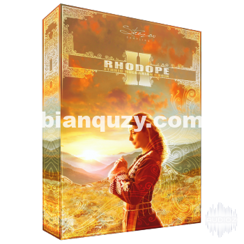 保加利亚民族合唱团 – Strezov Sampling RHODOPE 2 Ethnic Bulgarian Choir KONTAKT (Player Edition)