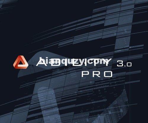 音乐制作软件 – Internet ABILITY 3 Pro 3.03.6 WIN