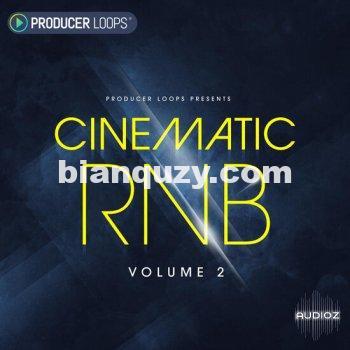 电影R&B风格Vol2 – Producer Loops Cinematic RnB Vol 2 MULTiFORMAT-DECiBEL