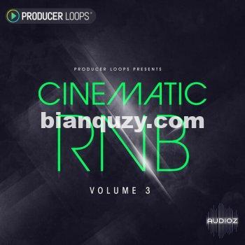 电影R&B风格Vol3 – Producer Loops Cinematic RnB Vol 3 MULTiFORMAT-DECiBEL