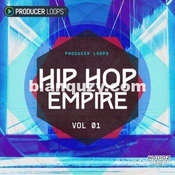 嘻哈素材 – Producer Loops Hip Hop Empire MULTiFORMAT-DECiBEL
