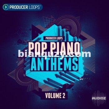 流行钢琴素材 – Producer Loops Pop Piano Anthems Vol 2 MULTiFORMAT-DECiBEL