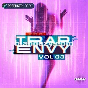 Producer Loops Trap Envy Vol 3 MULTiFORMAT-DECiBEL