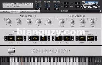 电吉他音箱 – Unreal Instruments Standard Guitar v1.000-R2R WIN