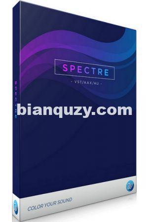 声音塑形工具 – Wavesfactory Spectre 1.5.5 WIN
