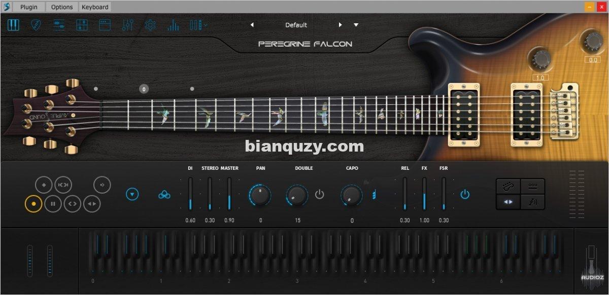 电吉他插件 – Ample Sound Ample Guitar PF v3.2.0 WIN/OSX