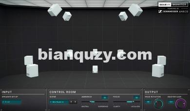 模拟混音室 – Plugin Alliance Dear Reality dearVR MONITOR v1.0.0 WIN