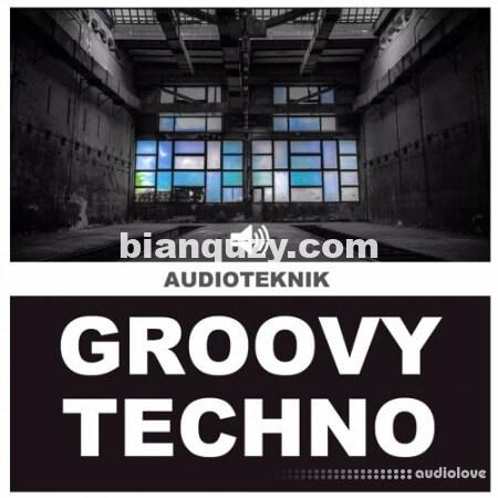 Audioteknik Groovy Techno [WAV]