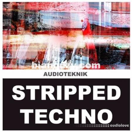 Audioteknik Stripped Techno [WAV]