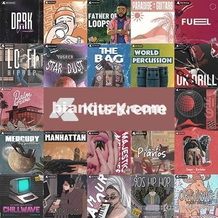 Kits Kreme BUNDLE 23-in-1 [WAV, MiDi]