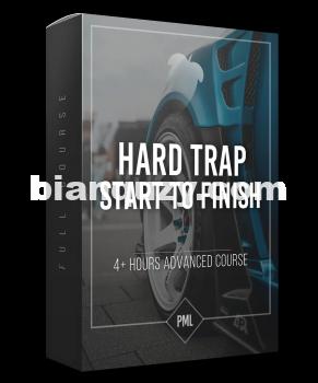 水果作曲从零开始教程 – Production Music Live FL Studio Hard Trap From Start To Finish Course