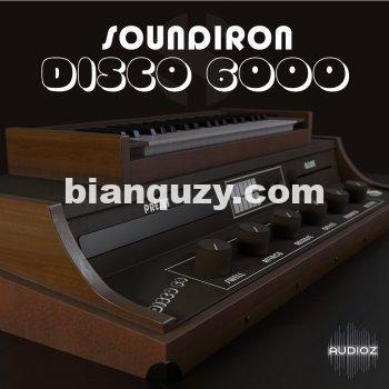 迪斯科鼓机 – Soundiron Disco 6000 KONTAKT