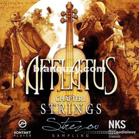 灵感启示录弦乐 – Strezov Sampling AFFLATUS Chapter I Strings v1.3 [KONTAKT]