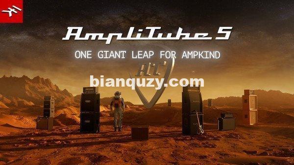 吉他效果器 – IK Multimedia AmpliTube 5 Complete v5.0.2 WiN