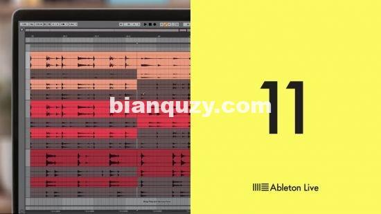 Ableton Live 11 Suite v11.0 MacOS