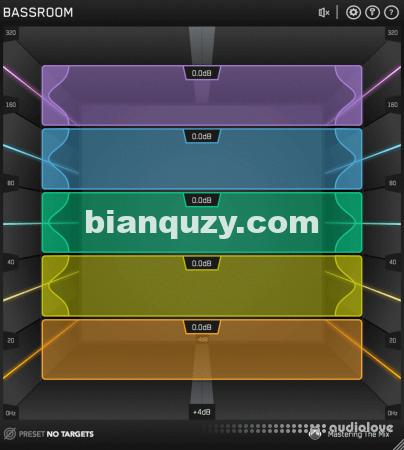 效果器插件 – Mastering The Mix Collection v1.2m CE [WiN]