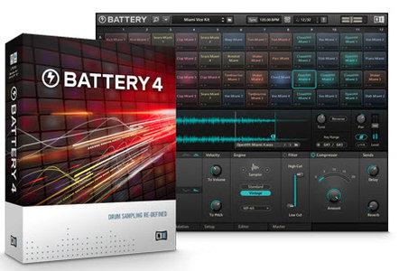 Battery 4 – 电池鼓